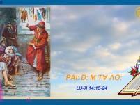 Luke 14:15-24