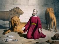 Daniel in Lion's Den